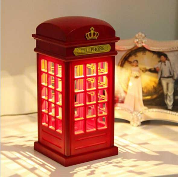 Luminárias de mesa criativas 011
