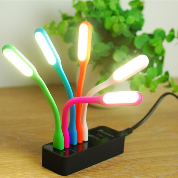Luminárias de mesa criativas 013