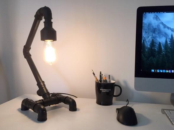 Luminárias de mesa criativas 016