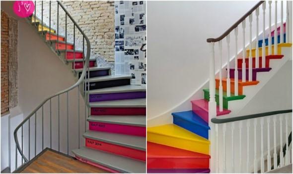 Personalizar degraus da escada 006