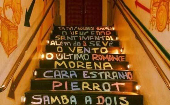 Personalizar degraus da escada 012