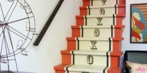 Personalizar degraus da escada 017