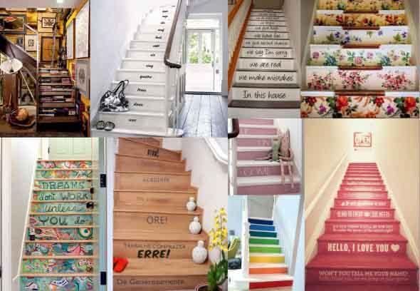 Personalizar degraus da escada 018