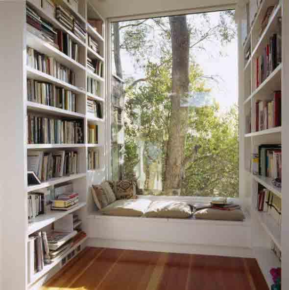 Como ter uma biblioteca em casa 003