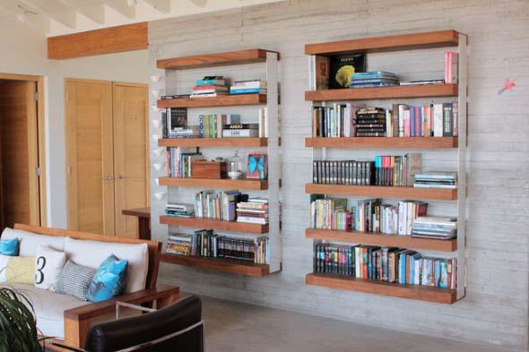 Como ter uma biblioteca em casa 013