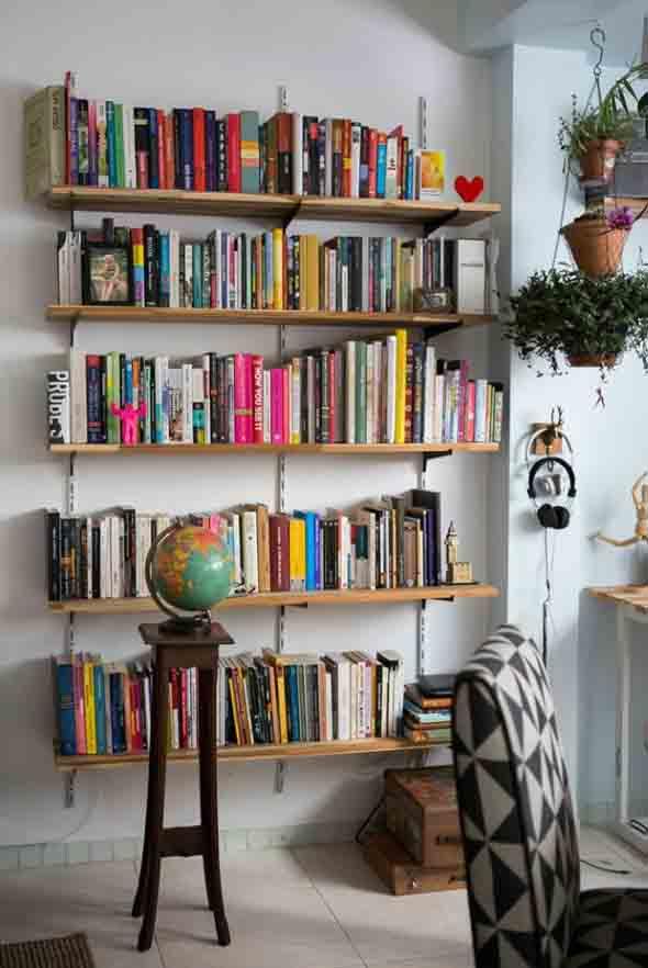 Como ter uma biblioteca em casa 015