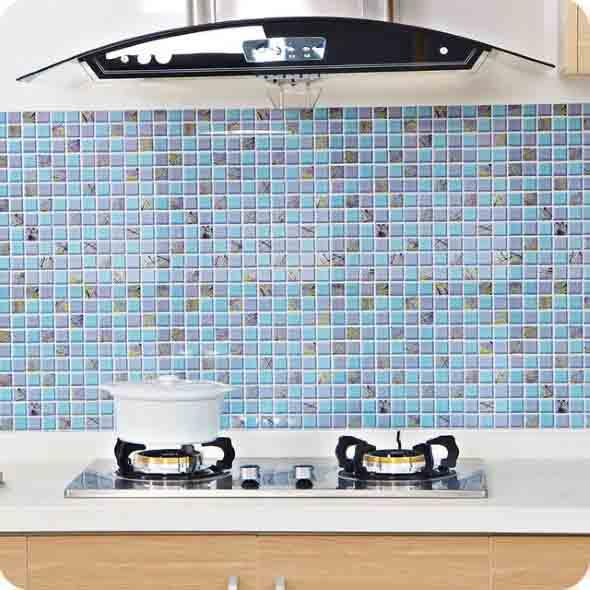 Mosaico na decoração de casa 010