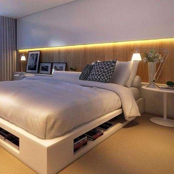 Nicho atrás da cama 004