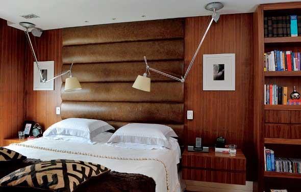 Painel para cabeceira de cama 004