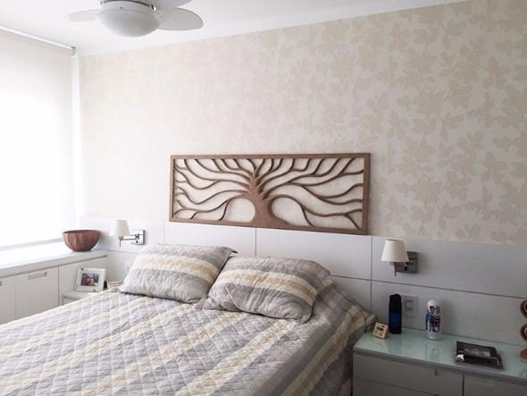 Painel para cabeceira de cama 013
