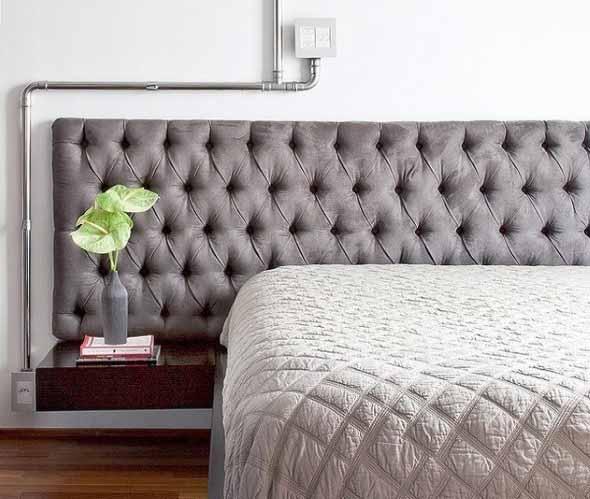 Painel para cabeceira de cama 015