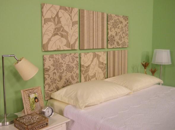 Painel para cabeceira de cama 018