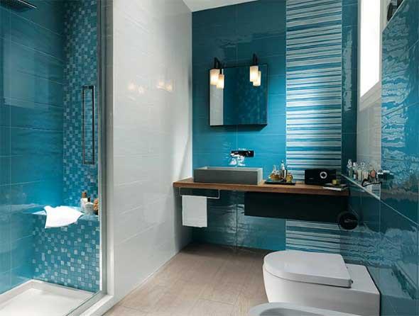 Banheiros coloridos 001