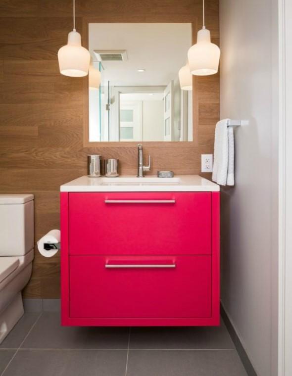 Banheiros coloridos 007
