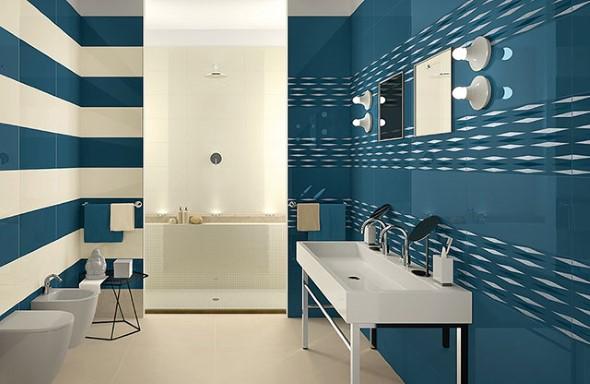 Banheiros coloridos 022
