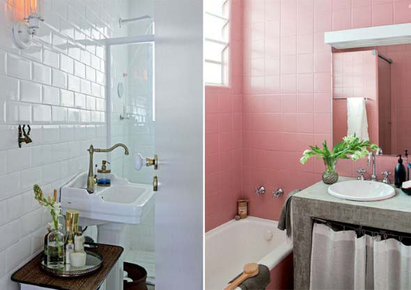 Como pintar pisos e azulejos for Como pintar azulejos