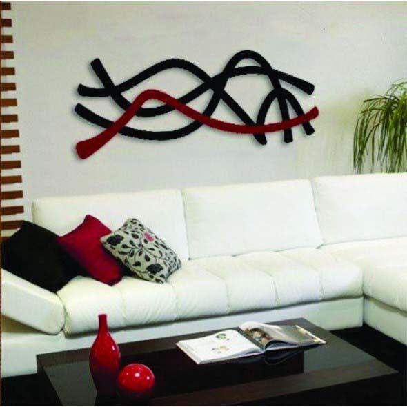 Decore sua casa com quadros vazados 002