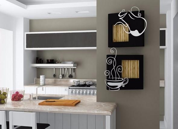 Decore sua casa com quadros vazados 007