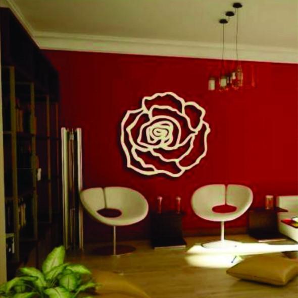 Decore sua casa com quadros vazados 013