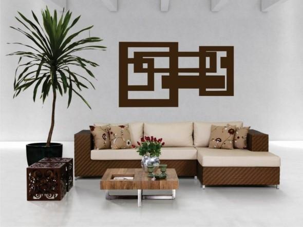 Decore sua casa com quadros vazados 019