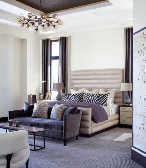 Tenha um sofá confortável em seu quarto 001