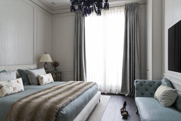 Tenha um sofá confortável em seu quarto 017