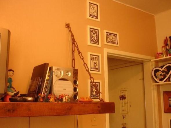 Usar correntes na decoração 010