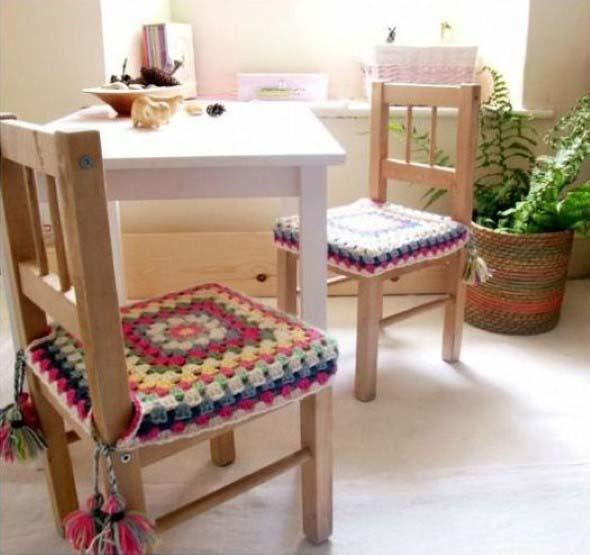 Usar crochê na decoração 002