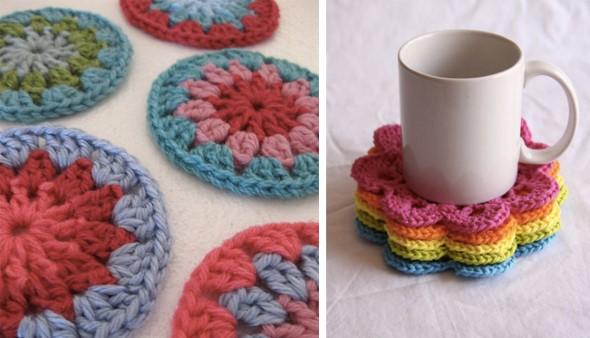Usar crochê na decoração 007