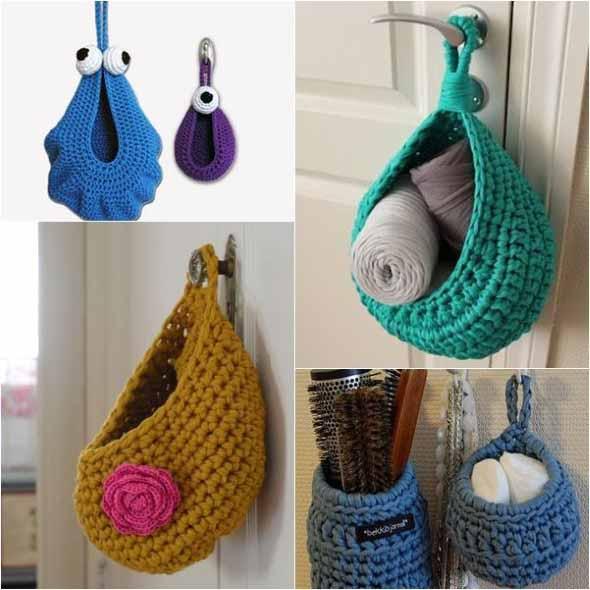 Usar crochê na decoração 008