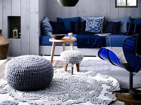 Usar crochê na decoração 009
