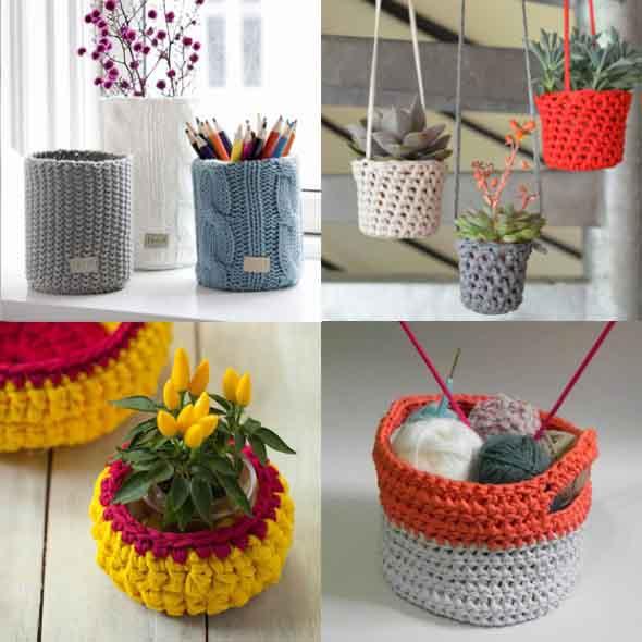 Usar crochê na decoração 020