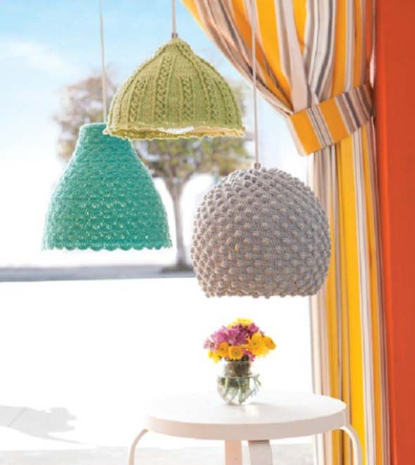 Usar crochê na decoração 021