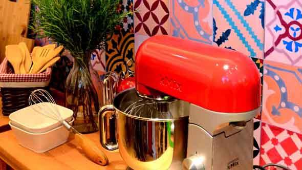 Eletrodomésticos com visual retro 001