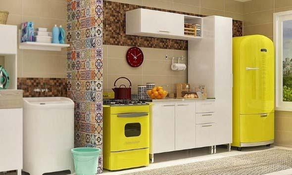Eletrodomésticos com visual retro 002