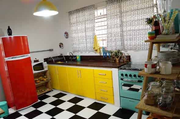 Eletrodomésticos com visual retro 007