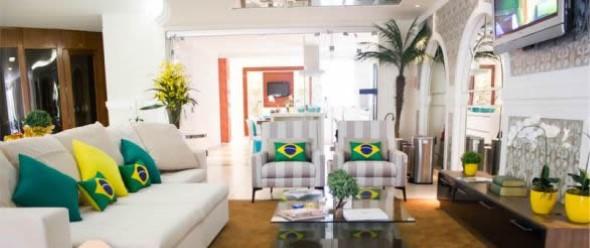 Casa decorada para Copa do Mundo 2018 002
