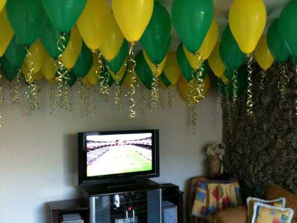 Casa decorada para Copa do Mundo 2018 006