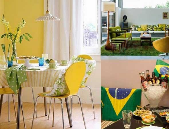 Casa decorada para Copa do Mundo 2018 007