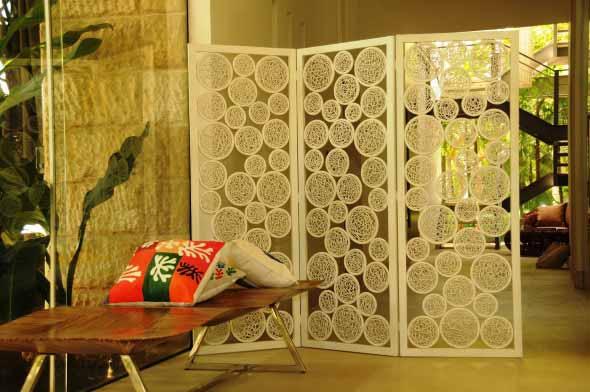 Dicas criativas para decorar a casa com biombos 007