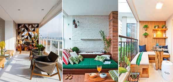 Ideias para deixar sua varanda relax 001