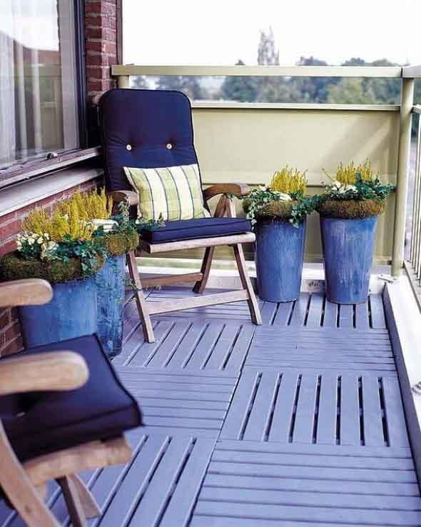 Ideias para deixar sua varanda relax 005
