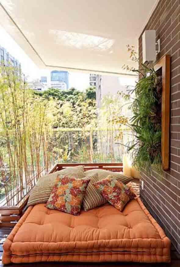 Ideias para deixar sua varanda relax 007