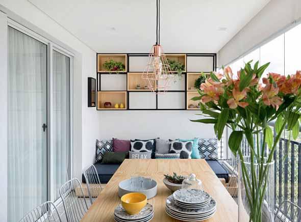 Ideias para deixar sua varanda relax 012