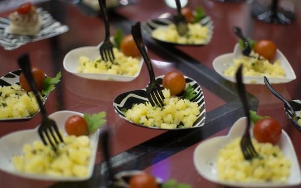 Pratos criativos para servir a mesa 004