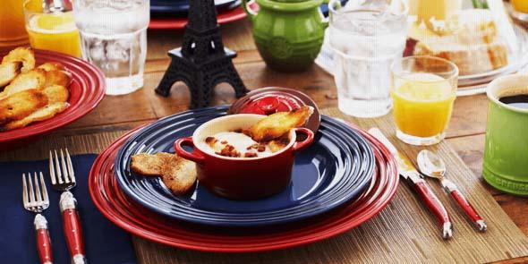 Pratos criativos para servir a mesa 014