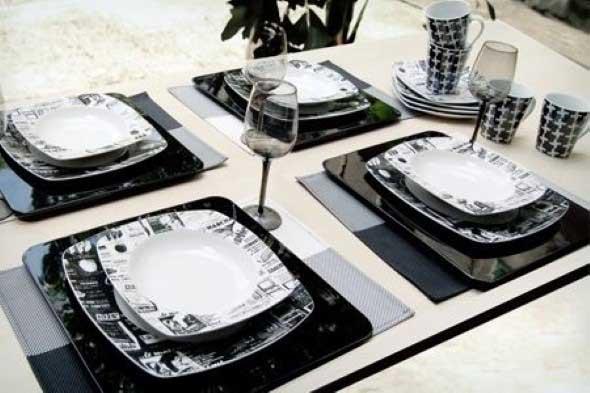 Pratos criativos para servir a mesa 016