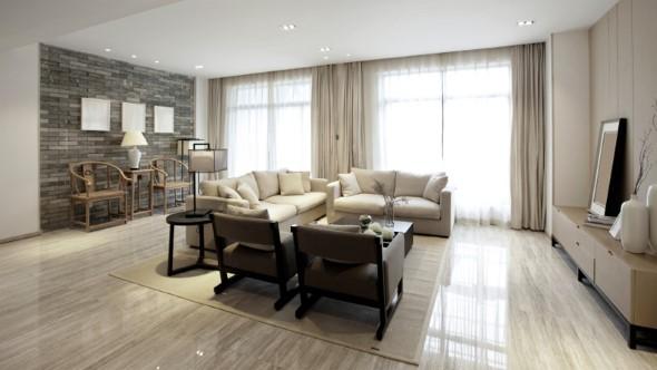 Como decorar com estilo minimalista 004