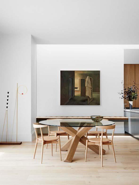 Como decorar com estilo minimalista 006