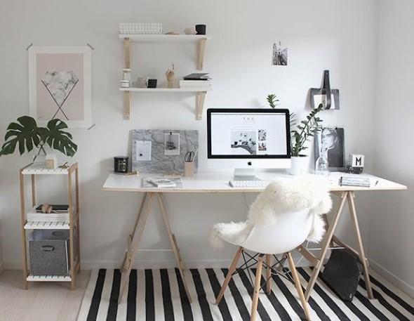 Como decorar com estilo minimalista 011
